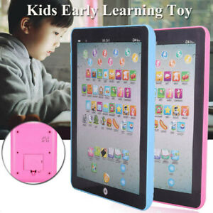 Baby-Toddler-Kids-Learning-Tablet-Educational-Toys-3-6-Years-Learning-Gift-R0X8Z