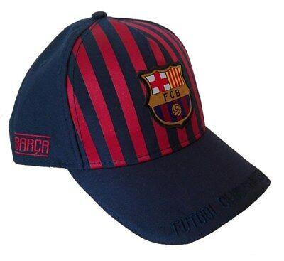 Cappello Barcelona Ufficiale Barcellona Originale Visiera Barca Berretto