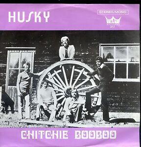 7inch-HUSKY-chitchie-booboo-1971-NEAR-MINT