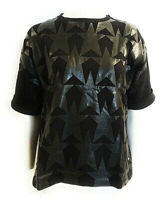 Replay W3099a.000 21020.098 Designer Damen Oberteil Bluse Top T-shirt Pullover Eine Lange Historische Stellung Haben