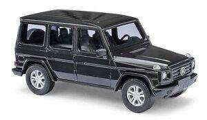 Busch-51450-HO-1-87-Mercedes-Benz-G-2008-zwart