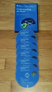 The-Great-Courses-6-DVD-Discs-Understanding-the-Brain