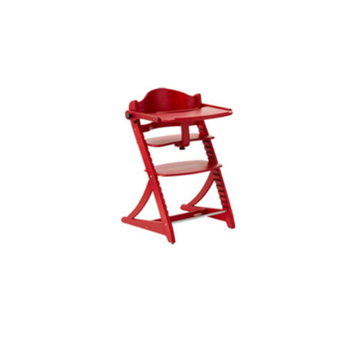 Yamatoya New Sukusuku Tray Adjustable height Baby Safe belt High Chair 4 Color