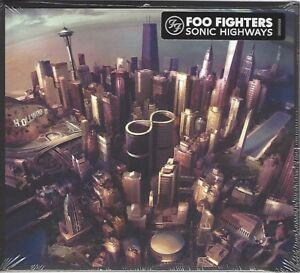 FOO-FIGHTERS-SONIC-HIGHWAYS-NEW-CD-2014-NEU