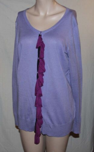 44 Condition top xl Size Sport Cardigan Escada Purple XfpzwqBS