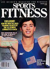 SPORTS FITNESS Magazine-FEBRUARY,1985-VOL.1 # 2-OLYMPIAN MITCH GAYLORD