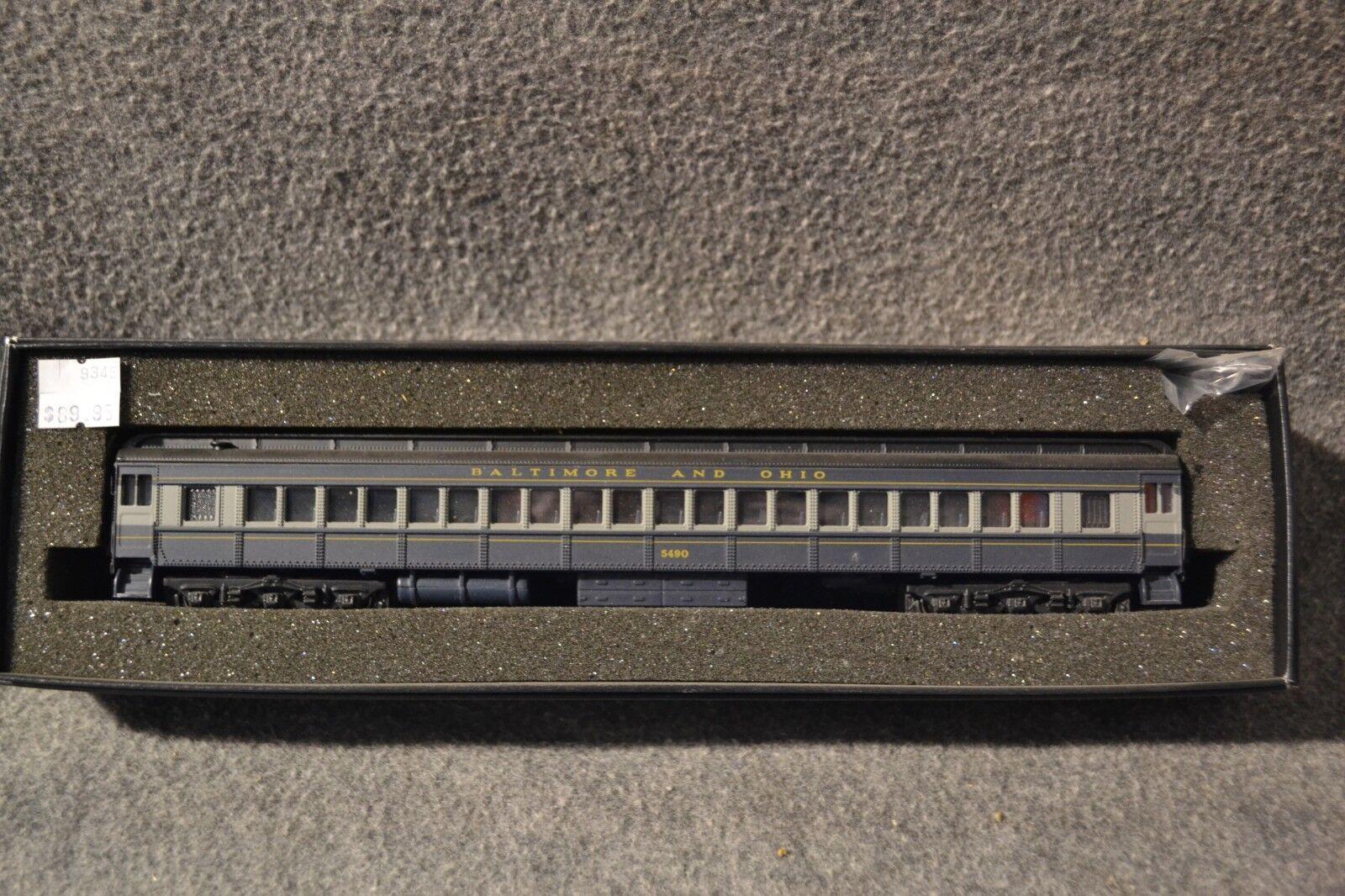 Spectrum 89345 HO Scale Tvs entrenador Nuevo