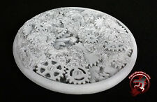 Figure Painters Base 120mm Ruined Gear base Battle Engine & Colossal Warmachine