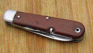 Schweizer Soldatenmesser WENGER WENGERINOX (VICTORINOX) 1954, Taschenmesser
