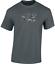 MIRO a Si prega di T-shirt Airsoft Divertente Regalo Da Uomo Tattico Militare Mimetico Top