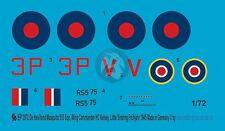 Peddinghaus 1/72 Mosquito FB Mk.VI Markings H.C.Kelsey No.515 Sq RAF 1945 2972