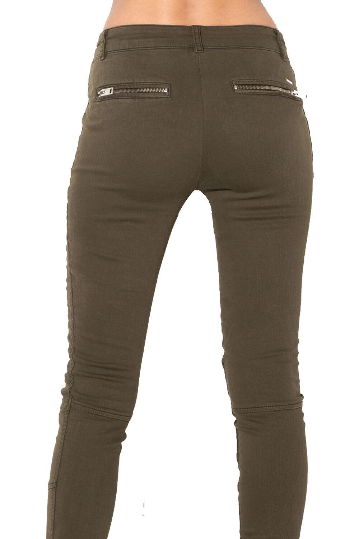 DIESEL P-Gea P-Gea P-Gea Pantaloni Donna Pantaloni Biker Skinny b71c66