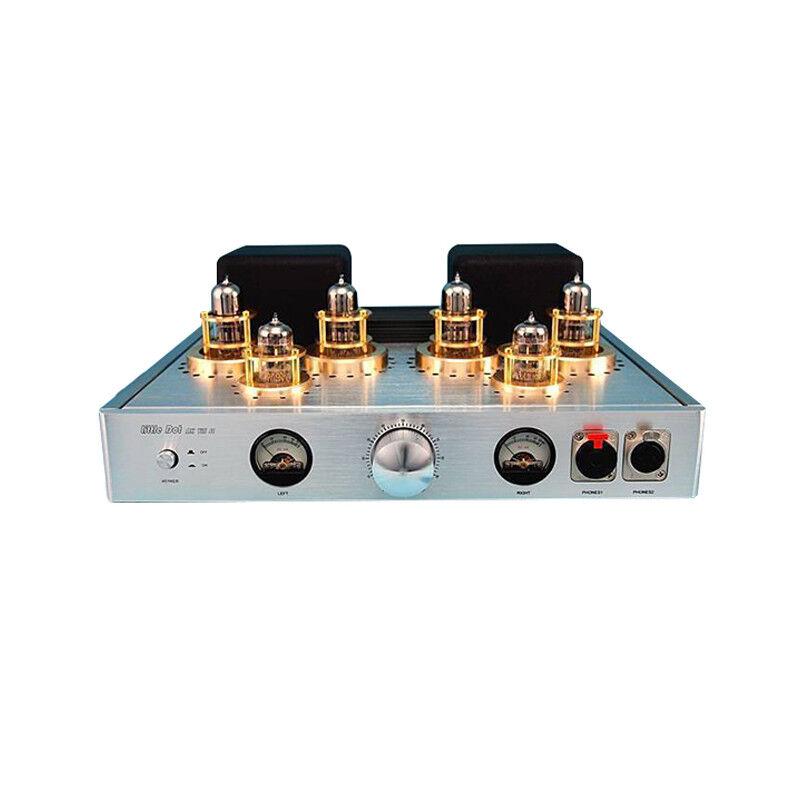 Image 61 - Little-Dot-MKVIII-MK8-SE-12AT7X2-6H30PIX4-Balanced-Tube-Headphone-Amplifier