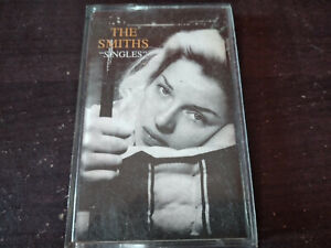 THE SMITHS - Singles CASSETTE TAPE / Made In PHILIPPINES / Morrissey