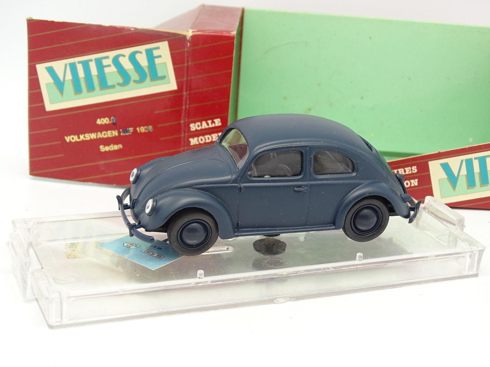 Vitesse 1 43 - VW VW VW Beetle Käfer 1938 fe4786