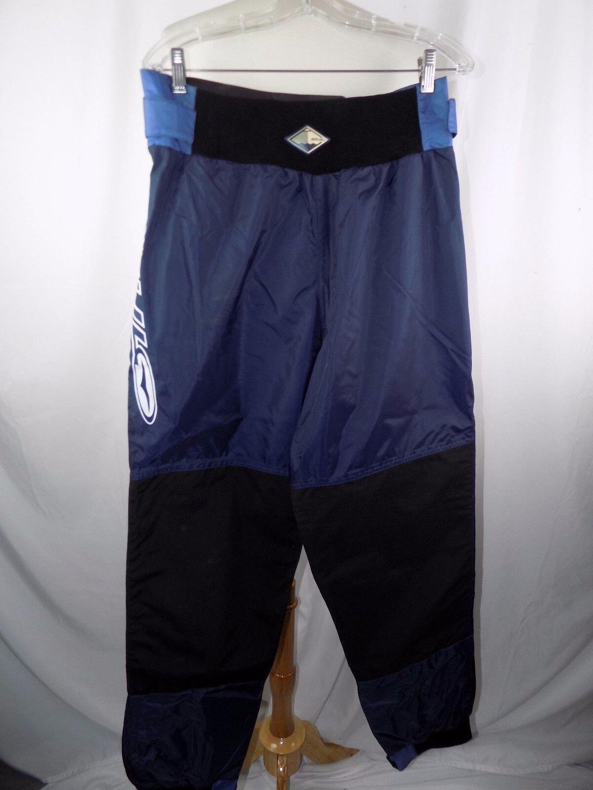 Gul Kayak Trousers Navy blueee Nylon Men's Small Waist 30-34 Inseam 35