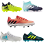 Adidas-Messi-amp-Ace-amp-X-16-17-1-Fg-Junior-Chaussures-De-Football-RRP-80-Maintenant-17-20 miniature 1
