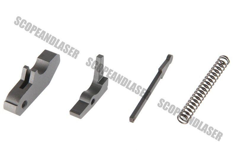 MAG CNC Steel Hammer Set With 150% Spring For KJ Works KC02 MAG-PART-008