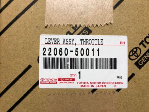 Genuine Lexus V8 Throttle Body Lever Sensor 22060-50011 OEM