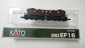 KATO-JNR-Electric-Locomotive-EF16-N-Scale-NEW-From-JAPAN