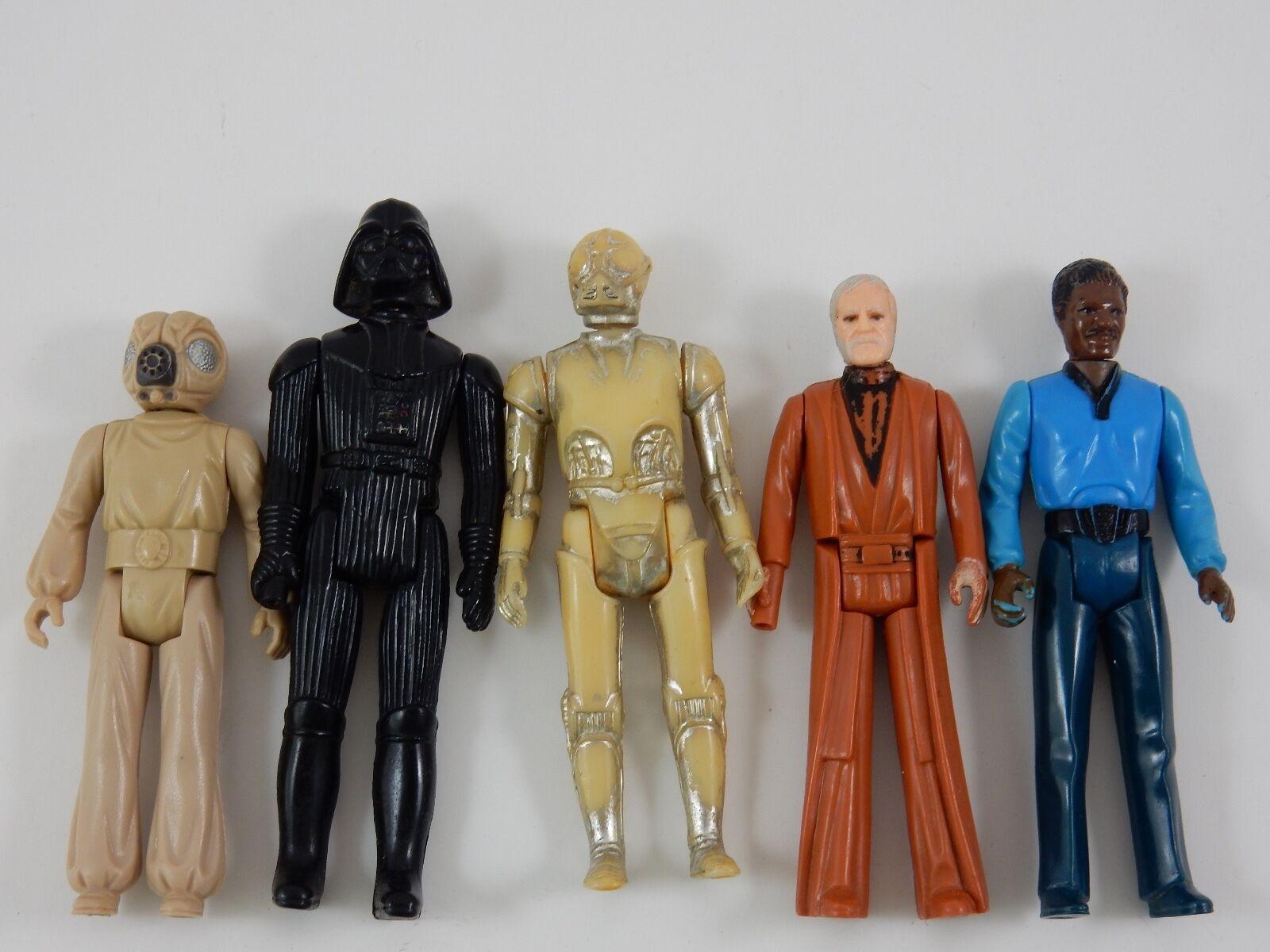 Star Wars 1977-1981 Loose Action Figures