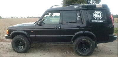 Land Rover Discovery 2 Fender Flares Wheel Arch Extensions 6 Pcs 50mm Ebay