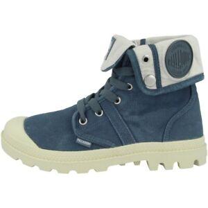 Palladium Pallabrouse Baggy Women Schuhe Damen High Top Sneaker Boots 92478-449