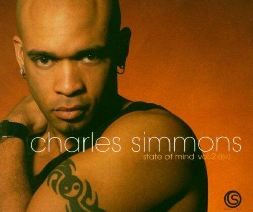 Charles Simmons State of mind 2 (EP, 2005)  [Maxi-CD]
