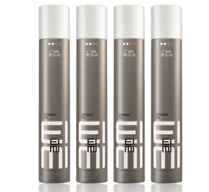 Wella-Eimi-Dynamic-Fix-45-Sekunde-4-x-500-ml-Modelier-Spray-Set-Deutsche-WareOVP