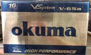 Okuma V65A Vsystem Saltwater Spinning Reel