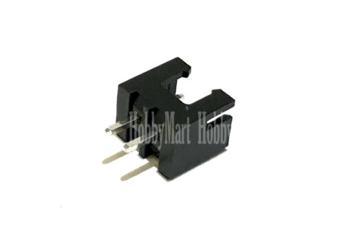 50 pcs JST-XH 2.5mm 2-Pin BLACK Color Male Connector Straight Socket PCB Header
