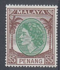 Malaya: Penang Scott 44 Mint NH (Catalog Value $47.50)