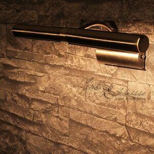 Led bilderleuchte in bronze bilderlampen bilderleuchten for Bildbeleuchtung led