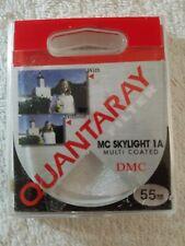 241665082 Quantaray Skylight 1A Multi-Coated 55 mm Filter