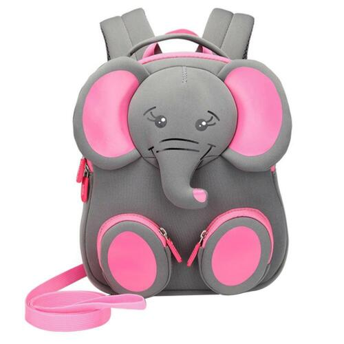 Elephant Bear Panda Backpack Child Kindergarten School Bag Rucksack For Toddler