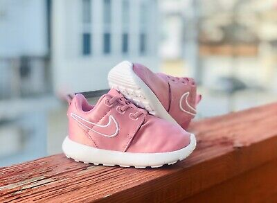 Nike Roshe One Toddler/'s Shoes Elemental Pink//Elemental Pink 749425-618