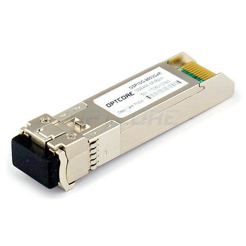 850nm 300m Transceiver For Brocade XBR-000180 NEW Optcore 10GBASE-SR SFP