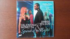 Eurovision 2017 San Marino Valentina Monetta & Jimmie Wilson promo cd single.