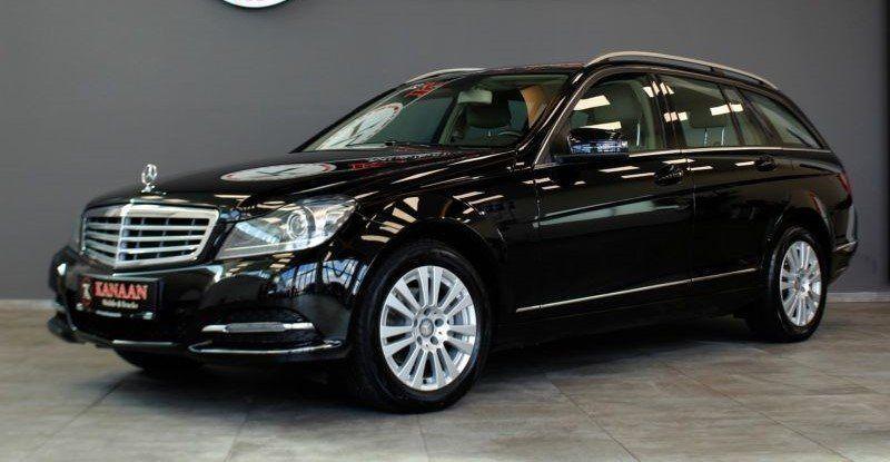 Mercedes C180 2,2 CDi stc. aut. BE 5d - 2.159 kr.