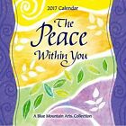 2017 Calendar The Peace Within You by Patricia Wayant 9781680880403