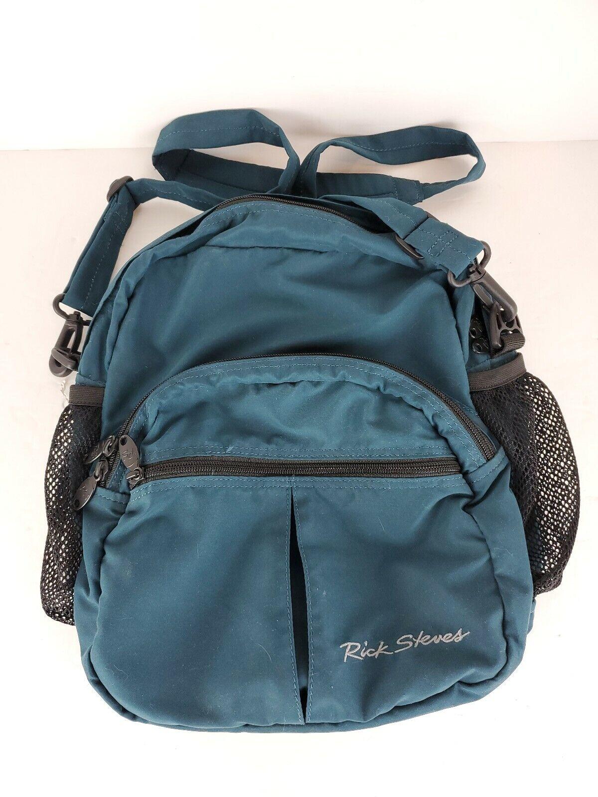Rick Steves Crossbody Bag Travel Org