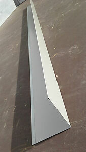 0-5mm-Polyester-Coated-Goose-Wing-Grey-Metal-Flashing-3m-Long