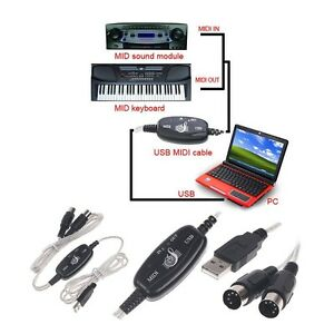 Hot-USB-IN-OUT-MIDI-Interface-Cable-Converter-PC-to-Music-Keyboard-Adapter-Cord