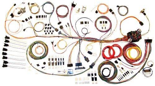 1964 1967 pontiac gto wiring harness kit american autowire classic 67 gto rear end 1964 1967 pontiac gto wiring harness kit american autowire classic update 510188