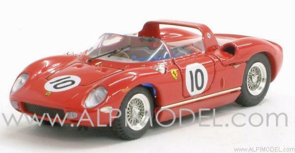 Ferrari 250 P Reims 1963 M.Parkes 1 43 ART 122