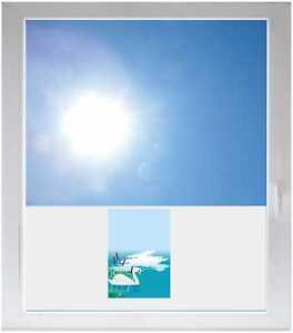 Sichtschutzfolie-Sonnenschutz-Fensterfolie-GMF0511-Schwaene-waren-entspannend