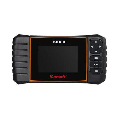 iCarsoft KHD II OBD2 Diagnostic Scanner Tool Code Reader For Hyundai Kia Daewoo