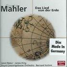 Mahler: Das Lied von der Erde (CD, Nov-2000, Philips Classics)