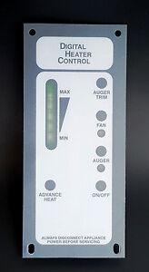 winrich control circuit board perfecta dynasty pellet stove rh ebay com