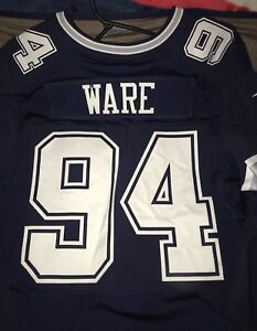 new product dbc91 dd68c Details about Nike Dallas Cowboys DeMarcus Ware #94 XL NFL Jersey